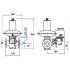 Регулятор давления газа Itron  RBE 4012  DN 25 ЗЗК 8500