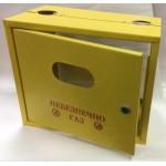 Шкаф монтажный предназначенная для газовых счетчиков: G4  250х185х325