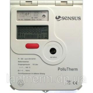 Счетчик тепла Sensus POLLUTNERM Residia Jet QN 15-1,5  тахометрического типа