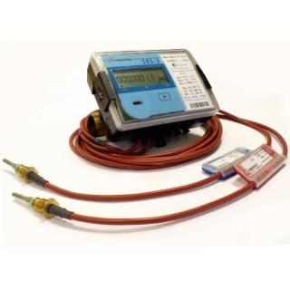Счетчик тепла Sensus QALCOMET HEAT 1/ 2 x QSF2 65-25 с двумя ультразвуковым преобразователем расхода QALCOSONIC FLOW 2
