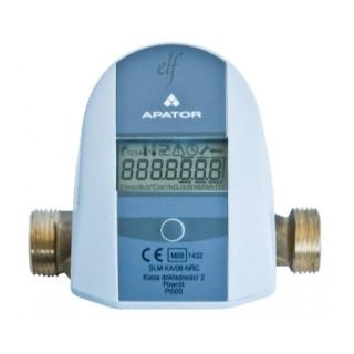 Счетчик тепла Apator ELF DN20 Q 2.5 м3/ч