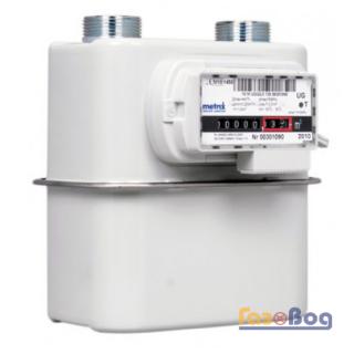 Бытовой газовый счечтчик Metrix G1,6