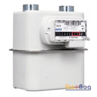Бытовой газовый счечтчик Metrix G2,5