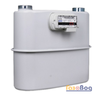 Бытовой газовый счечтчик Metrix G10