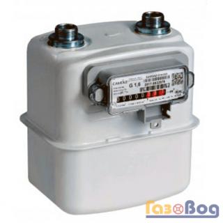 Бытовой газовый счечтчик Самгаз G1,6 (RS/2001-2)