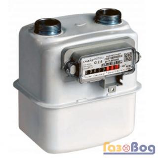 Бытовой газовый счечтчик G2,5 (RS/2001-2Р)