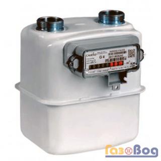 Бытовой газовый счечтчик Самгаз G4 (RS/2001-2)