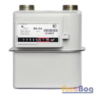 Бытовой газовый счечтчик Elster BK G4